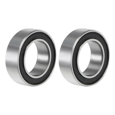MR106-2RS Ball Bearing 6x10x3mm Double Sealed ABEC-3 Bearings 2pcs