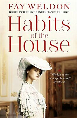 (Very Good)-Habits of the House (Love and Inheritance) (Paperback)-Weldon, Fay-1