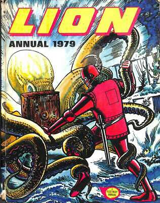 LION ANNUAL 1979, , Good Condition Book, ISBN