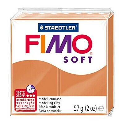 #value! - Fimo Soft Clay Modelling Polymer Oven 56g Moulding 57g Staedtler Bake