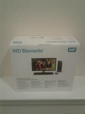 WD ELEMENTS 2 TB USB 2 0 Desktop External Hard Drive