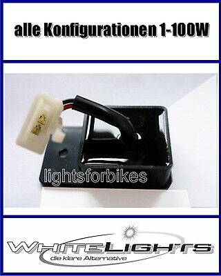 Electronic Durability Independent LED Flasher Relay Triumph Tiger 1050