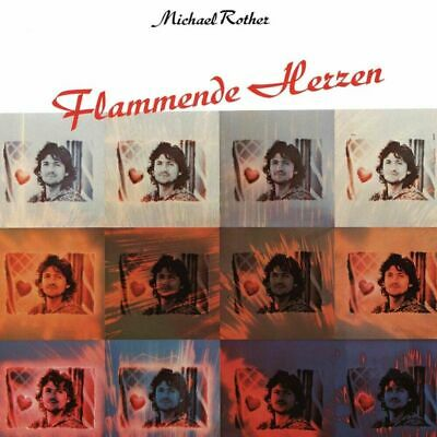 MICHAEL ROTHER FLAMMENDE HERZEN VINYL LP (Released June 21st 2019)
