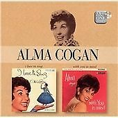 Alma Cogan I Love to Sing/With You in Mind [CD + UK Bonus Track] NEW AND SEALED