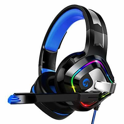 BEST FORTNITE PUBG Gaming Headset PS4 Xbox One Headphones w