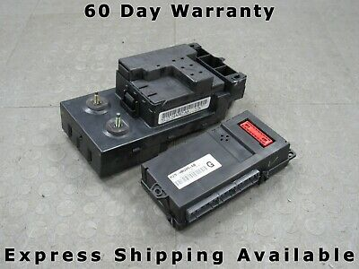 YL14-14B205-AA TESTED 2002 Ford Expedition GEM MULTIFUNCTION MODULE #A1086