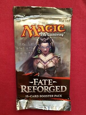 Magic The Gathering FATE REFORGED New Sealed Booster Pack MTG