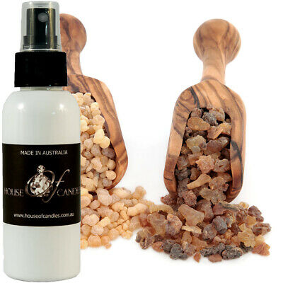 FRANKINCENSE & MYRRH Perfume Body Spray Mist VEGAN & CRUELTY FREE