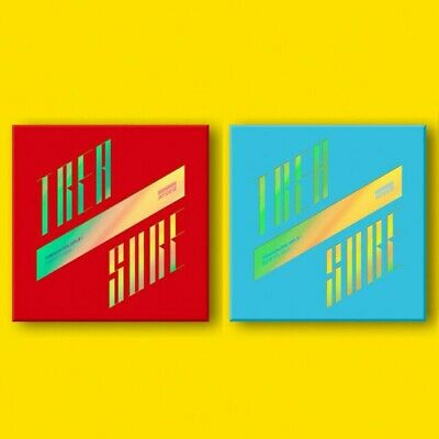 Ateez Treasure Ep.3: One to All 3rd Mini Album (Illusion and Wave Versions)