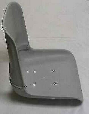 Tempress 45563 All Weather Hi-Back Shell Seat With T-Nuts 11096