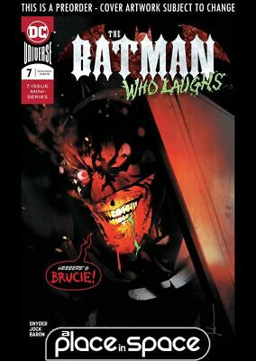 (Wk31) Batman Who Laughs, Vol. 2 #7A - Preorder 31St Jul