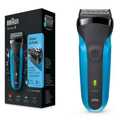 Braun Series 3 310s Wet and Dry Electric Shaver for Men/Rechargeable...