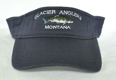 MONTANA GEORGETOWN LAKE* Trout Fly Fishing Ball cap hat