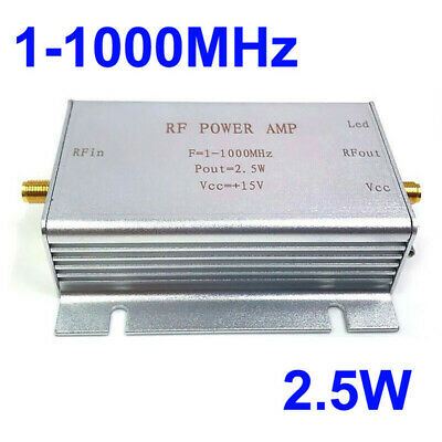 Power RF Broadband amplifier AMP Replacement Accessory Industrial Practical