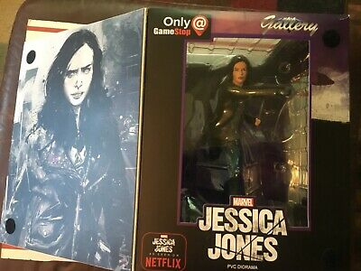 Diamond Select Toys Marvel Gallery: Jessica Jones Netflix  Gamestop Exclusive