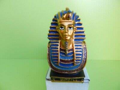 King Tut Statue Egyptian Figurine