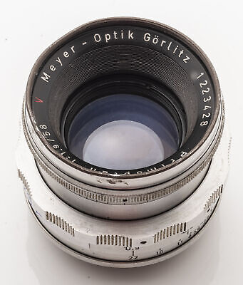 Meyer Optik Görlitz Primoplan 58mm 58 mm 1:1.9 1.9 V - M42 Anschluss