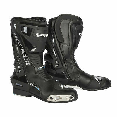 Spada Curve Evo Waterproof Sports Boots Black Stealth Eu41