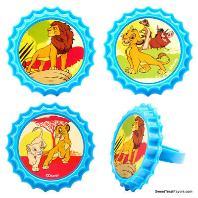 Lion King 3rd Birthday Party Supplies 16 Guest Decoration Kit with Simba Nal...