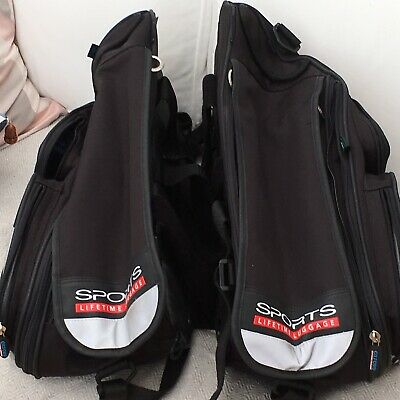 Oxford Luggage Panniers Sports Never Used Great Condition
