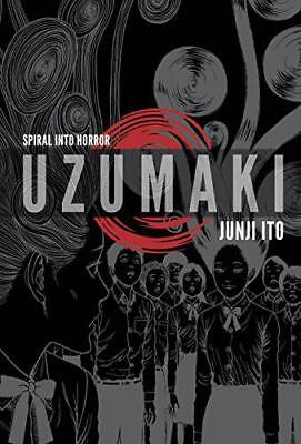 Uzumaki: 3-in-1 Deluxe Edition by Junji Ito, NEW Book, FREE & Fast Delivery, (Ha