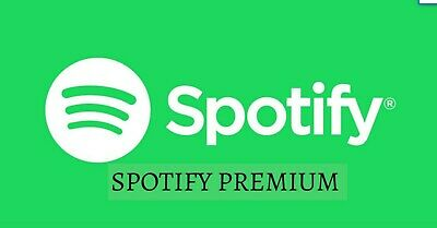 Spotify Premium Upgrade [New or Existing account] [12 Months Warranty] Worldwide