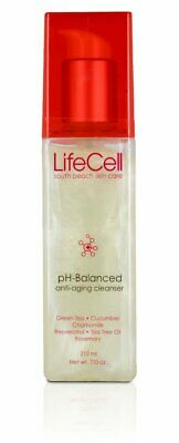 LifeCell Anti Aging Ph Balanced Antioxidant Facial Cleanser