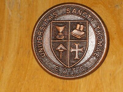 WW2 CANADIAN COLLAR Badge Nova Scotia Technical College COTC nice