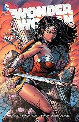 Wonder Woman TP Vol 7 by Finch, Meredith, NEW Book, FREE & Fast Delivery, (Paper