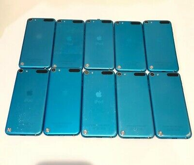 Lot of 10x Genuine OEM Apple iPod Touch 5th Generation Back Housing Camera A1421