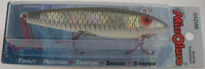 L /& S Mirrolure S52MR-MG Holographic Rattler Color MG 7705