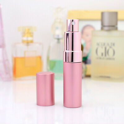 15ml Pump Perfume Atomiser Bottle Aftershave Atomizer Travel Refillable Spray