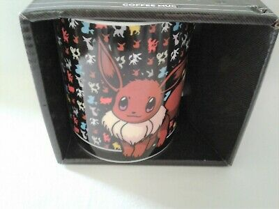 Pokemon 2017 Eevee Ceramic Mug - 330 ml