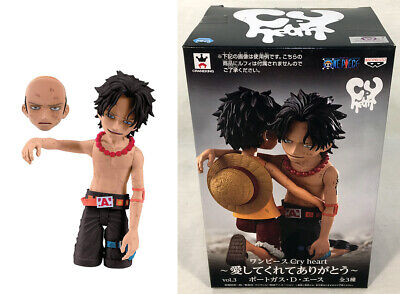 One Piece ACE Carry backpack figure PVC figures Action doll QA86 TOY
