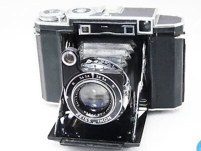 ZEISS SUPER IKONTA B 532/16 camera JENA TESSAR 2.8 COMPUR  MF 6x6    3466