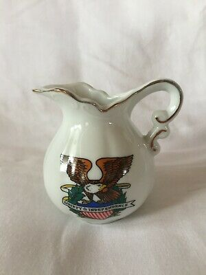 Liberty Independence Creamer
