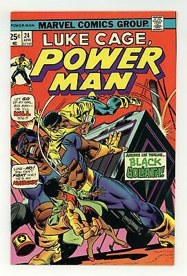 Power Man and Iron Fist (Hero for Hire) #24 1975 VF 8.0
