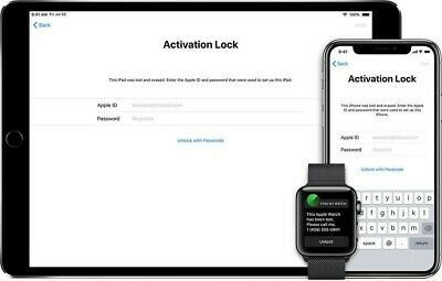 Icloud / Fmi Removal Activation Unlock For Iphone/Ipad 100% Guaranteed Sale!!!