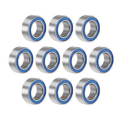 MR74-2RS Ball Bearing 4x7x2.5mm Double Sealed ABEC-3 Bearings 10pcs