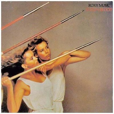 Roxy Music - Flesh And Blood NEW CD