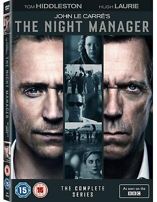 The Night Manager DVD *NEW* The Complete Series