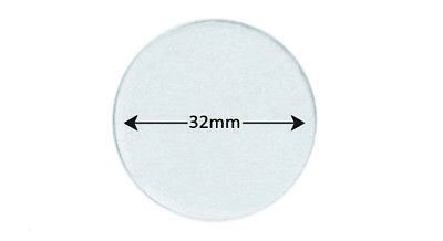 ICOR Silicone Adhesive for Detector 32 mm Round