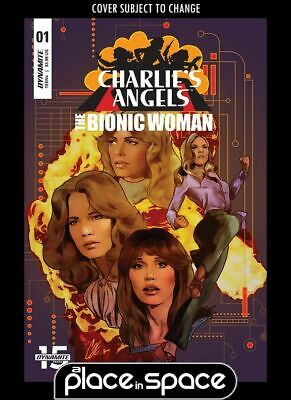 Charlie's Angels Vs Bionic Woman #1A - Staggs (Wk27)