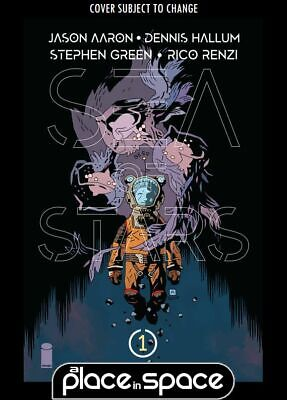 Sea Of Stars #1B - Mignola Variant (Wk27)