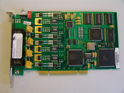 Dialogic D4PCIU , D/4PCIU, D/4PCI-U   / 1 Year Warranty