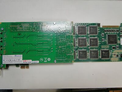 Audiocodes - DP6409-EH PCI EXPRESS   / 1 Year Warranty