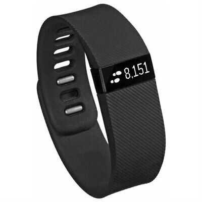 Fitbit Charge HR Wristband Activity Tracker - Small, Black
