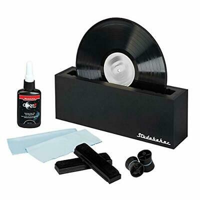 Vinyl Record Cleaning System Pads Cleaner Spin Clean Solution Drying Cloths New