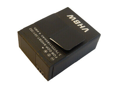 Battery 1180mAh for Gopro Hero 3 III Silver Edition