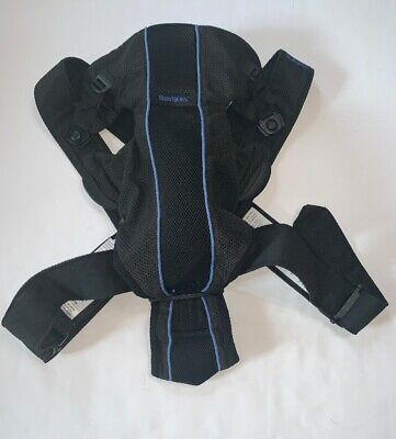 Baby Bjorn Black Air Mesh Baby Infant Carrier